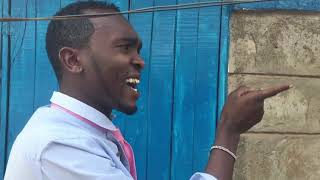 Njoro And Wafula Fighting For The Toilet!