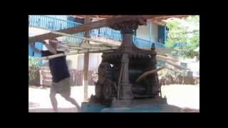 preview picture of video 'Sugar Mill Valley, Trinidad, Cuba'