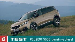 Peugeot 5008 SUV diesel/benzin - TEST - GARAZ.TV - Rasťo Chvála