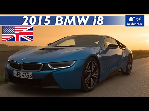 2018 BMW i8 - FULL Test, In-Depth Review and Test Drive (English)