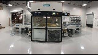 Venjakob Automated Spray Machine w/ Dürr Pumps & Guns - Layton