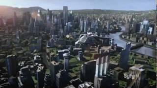 Stargate Universe - The Rise of Novus