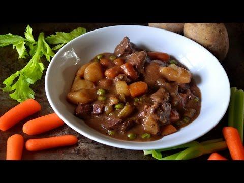 Slow Cooker Beef Stew - The Best Version