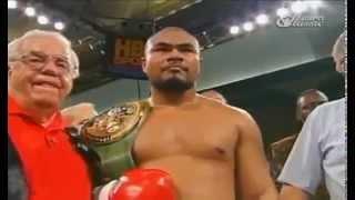 David Tua vs John Ruiz brutal knockout