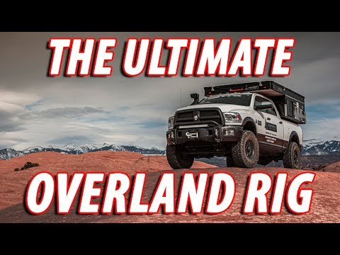 Chasing Dust: Off-Roading the Southwest with Four Wheel Campers