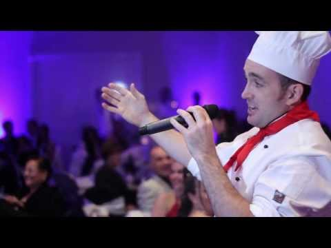 Singing Waiters -Wedding & Corporate Entertainment