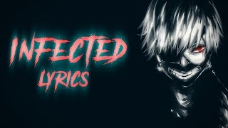 「Nightcore」  Infected (Sickick  8D Audio  Lyrics) ✔