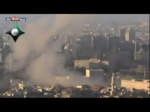 تفجيران قرب قيادة  الأركان  السورية