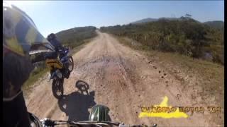 Gambar cover Acidente na trilha WR 450 x CRF 450, Velocidade e Atoleiro (Marcelo motos) 02/08/2013