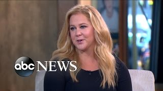 Amy Schumer Talks The Girl With The Lower Back Tattoo