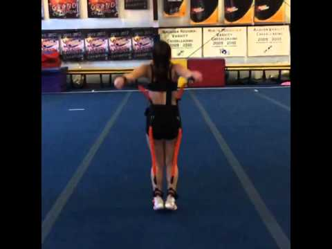 Jump Power Toe Touch