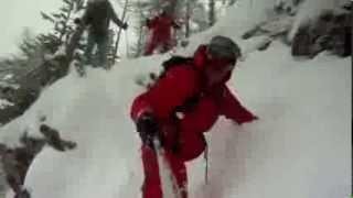 Ski à Serre Chevalier avec Yves Jean