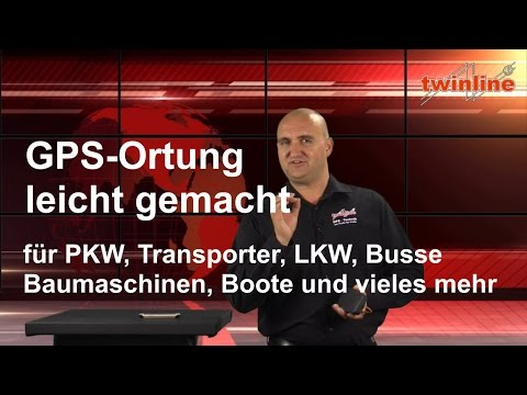 GPS Tracker Made in Germany