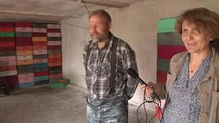 Пчеловод Катенев В.Ю. - экскурсия по базе