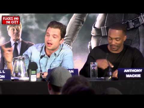Sebastian Stan on Winter Soldier becoming Captain America | MTW