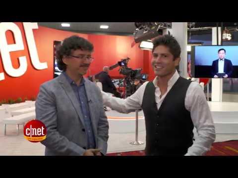 Entrevista Gabriel Sama, editor en jefe de CNET en Español - Día 1 CES 2018