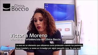 Dra. Victoria Moreno – Cómo resolver problemas con los brackets