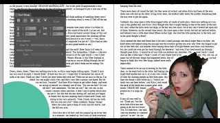 InDesign Text Wrap Tutorial