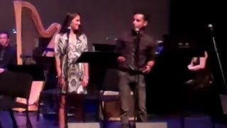 Arsi Nami - You Raise Me Up Live feat. Megan Sanchez (arr. Arsi Nami & Derek Tea)