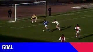 SCHITTERENDE STIFT Wim van der Horst | FC Den Bosch - Ajax (16-10-1983) | Goal