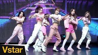 Rocket Punch(로켓펀치) '빔밤붐(BIM BAM BUM)' Stage ('PINK PUNCH Showcase)