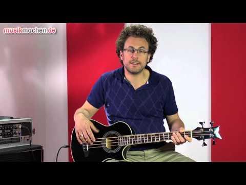 Ortega D Walker Akustik Bass im Test