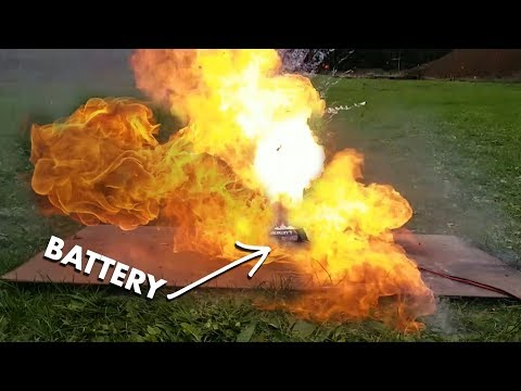 when-lithium-batteries-explode--vlog0121