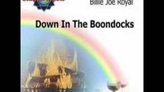 Billy Joe Royal Down In The Boondocks