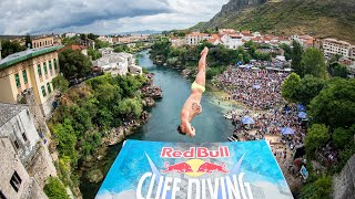 4 Minutes Of Pure Cliff Diving Bliss