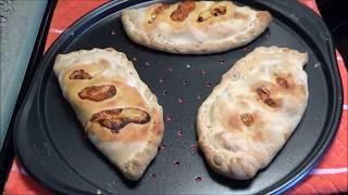 Mini Calzone Recipe- stuffed pizza  - Episode 230