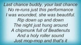 Adam Ant - Rip Down Lyrics