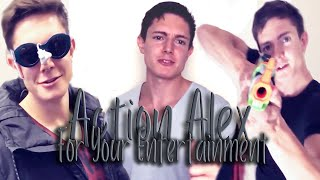 Action Alex | For Your Entertainment