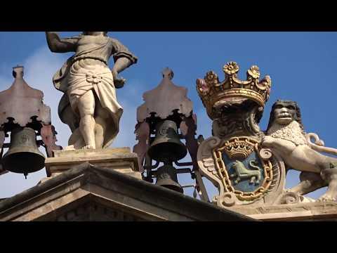 ЖИЗНЬ В ИСПАНИИ. ЖИЗНЬ В ПАМПЛОНЕ. ДЕМОНСТРАНТЫ. LIFE IN SPAIN. LIFE IN PAMPLONА.