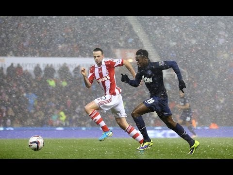 Stoke City 0 Manchester United 2 - Highlights