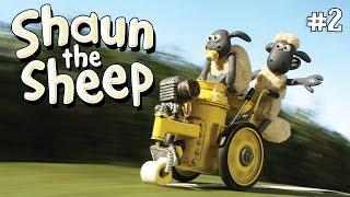 Download Video Shaun the Sheep - Gara Gara Mesin Cat [Draw the Line] HD MP3 3GP MP4