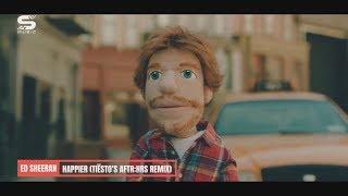 [Premiere] Ed Sheeran - Happier (Tiësto's AFTR:HRS Remix)