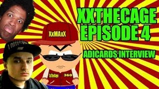 """Madden 13 XxTheCage Featuring  DUKEThaKILLA and """"FanBoy"""" AdiCards"""