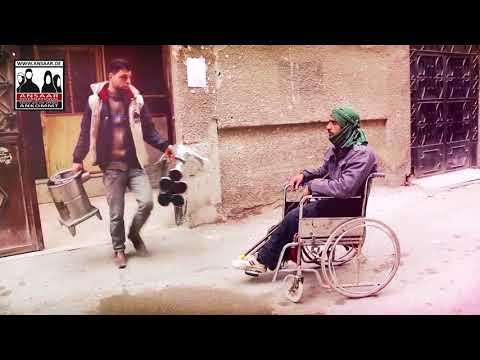 WINTERHILFE SYRIEN GHOUTA - HEIZÖFEN VERTEILUNG - ANSAAR INTERNATIONAL e.V.