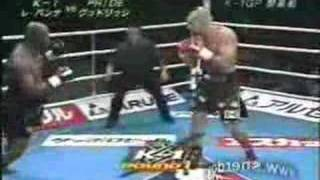 Jerome Le Banner Highlights K1