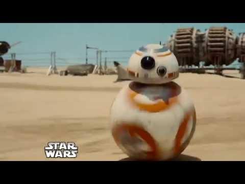 Los nuevos juguetes de Star Wars