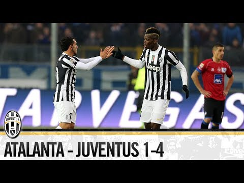 Atalanta Juventus 1-4 22/12/2013 Highlights