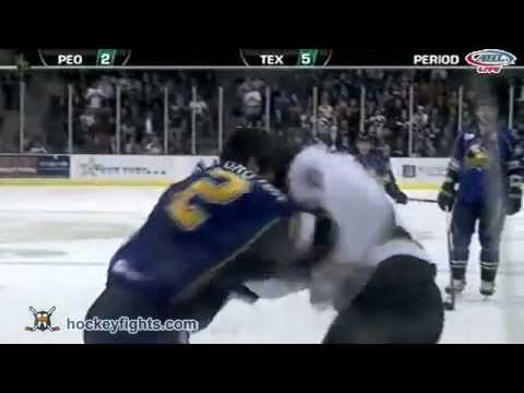 Jordie Benn vs. Chris Bruton
