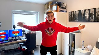 Mein 20.000€ Gaming Zimmer ROOMTOUR! 😱