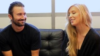 """BRANDON & LEAH INTERVIEW- """"CRONIES"""" EP & KEEPING UP WITH THE KARDASHIANS"""