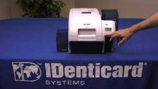 Take An IDenticard Video Tour Of The Zebra ZXP Retransfer Printer