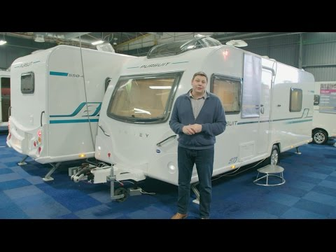 The Practical Caravan Bailey Pursuit 560-5 review