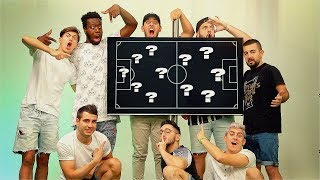 "¿Cuáles han sido los mejores jugadores de fútbol de la história?¿Y para ti?¿Cuál es tu 11 inicial más increíble ever? Nuevo vídeo dadle a LIKE si os ha gustado y comenta tu mejor equipo del mundo.  Más vídeos de LA ÉLITE: FUTGOL: https://youtu.be/gUTq7YlsYek LA ÉLITE VS PERIODISTAS: https://youtu.be/GY328KXH7Tg PARTIDAZO DE BÁSKET: https://www.youtube.com/watch?v=Wu-2ffZw6cg EL RETO SE NOS FUE DE LAS MANOS: https://youtu.be/WZFjSVxYnBo ¿CONOCES A LOS BUYER?: https://youtu.be/WDGojs-Hu1w PARTIDO FÚTBOL ""ÉLITE Vs. ÉLITE"": https://www.youtube.com/watch?v=UJs1LfyvLIY ADIVINA EL YOUTUBER: https://youtu.be/KI6UnQIzNxw LO QUE NO VISTE DE LA BATALLA: https://youtu.be/HHWYYEzecs8 LALIGA DE LA ÉLITE: https://www.youtube.com/watch?v=G7kAXwih3mo FUT DRAFT RÉCORD: https://youtu.be/Lm-OK52Iuuw PUNTERÍA IMPOSIBLE: https://youtu.be/vML1ntBYAVg CIRCUITO ACUÁTICO: https://www.youtube.com/watch?v=U1R9EPNlRNs MATES & REMATES: https://www.youtube.com/watch?v=fUq6VCySwOE PUENTE IMPOSIBLE: https://www.youtube.com/watch?v=ETqqAauP5oo PENALTIS SILENCIOSOS: https://youtu.be/hydwdMBL8uw CARRERA DE TRAMPOLINES: https://youtu.be/m1tYwkrGtws DIANA GIGANTE retos: https://youtu.be/L6Q10LbgBvQ CIRCUITO RESBALADIZO: https://youtu.be/Es0wB7M30MM RETOS CON KARTS: https://youtu.be/h8m0LHtnPsU  Producido por Branded Mamma Digital Media http://www.brandedmamma.com/  CANALES DE LA ÉLITE: ROBERT PG: https://www.youtube.com/channel/UC1StC0C68OdfjB9qyJPUF8A XBUYER: https://www.youtube.com/channel/UCXN1Ap4A1bOfNX3O4tIY_gQ KOKO DC:https://www.youtube.com/channel/UCHUlmzuatJMUXWgzlIkWNWA KOLDERIU: https://www.youtube.com/channel/UCtXcCX5sHd061ftsPQ_3UiA SPURSITO: https://www.youtube.com/channel/UC8h85qEsJ25Os5THPu6QpHg JUANLUDBZ: https://www.youtube.com/channel/UCSuJjfAVOCAhaHicxqPHkGQ EL CANAL DE GAVI: https://www.youtube.com/channel/UCuRfic6fhaKEGAV7B4p4H1A VITUBER: https://www.youtube.com/channel/UCUEMCHt9VVY7qclA5yb23xg IG ERIC: https://www.instagram.com/ericruiiz/?hl=es"