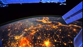 Earth from the ISS - I'll Be Here Awhile by 311 -
