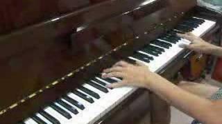 Yi Yan Wan Nian in Piano - 一眼万年