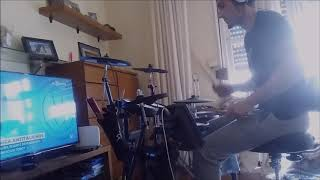 FRENZAL RHOMB HOME AND AWAY (DRUM COVER)